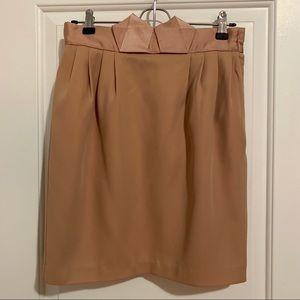 H&M Blush Pencil Skirt